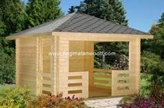Wooden Gazebo Kit-AFR03