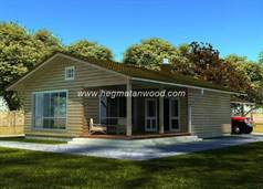 Prefab wooden home Karen