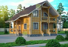 wooden home Homa