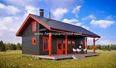 Wooden Cottage Sarv